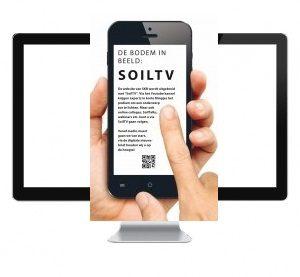 SoilTV scherm